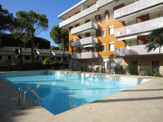 Appartamento in vendita a Lignano Sabbiadoro, 2 locali, zona Zona: Lignano Pineta, prezzo € 150.000 | Cambio Casa.it
