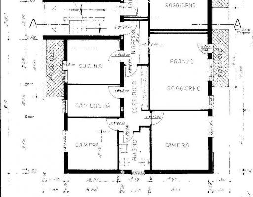 Appartamento in vendita a Salgareda, 4 locali, prezzo € 115.000 | Cambio Casa.it