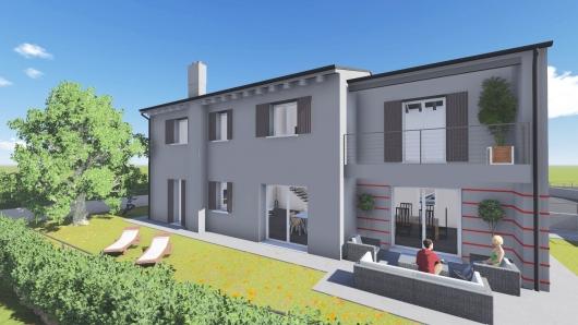 Villa a Schiera in Vendita a Ponte di Piave