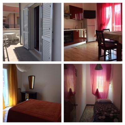 Appartamento affitto MISANO ADRIATICO (RN) - 3 LOCALI - 60 MQ