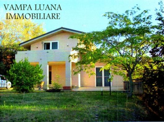 Villa vendita SAN CLEMENTE (RN) - 5 LOCALI - 195 MQ