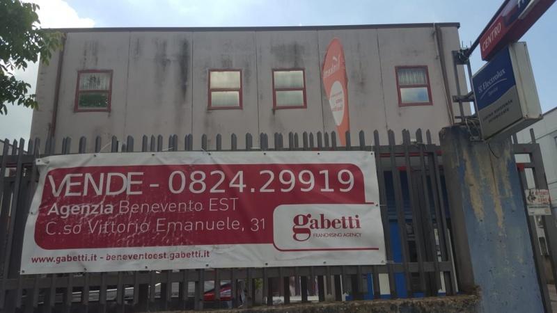 Capannone in vendita a Benevento (BN)