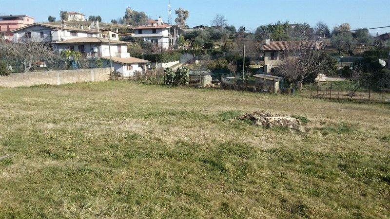 Terreno Edificabile Residenziale in vendita a Fara in Sabina, 9999 locali, prezzo € 60.000 | CambioCasa.it