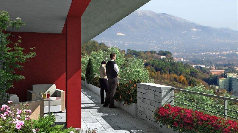 Appartamento vendita CASSINO (FR) - 4 LOCALI - 104 MQ