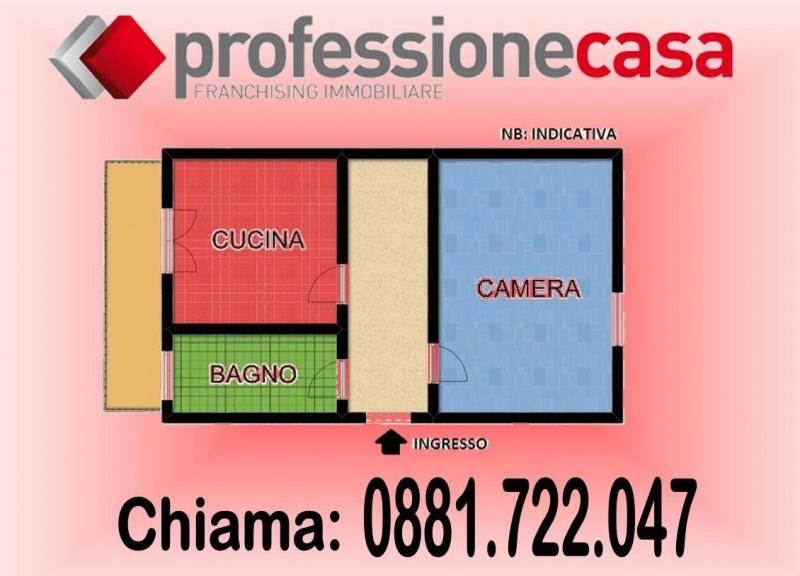 Appartamento vendita FOGGIA (FG) - 2 LOCALI - 55 MQ
