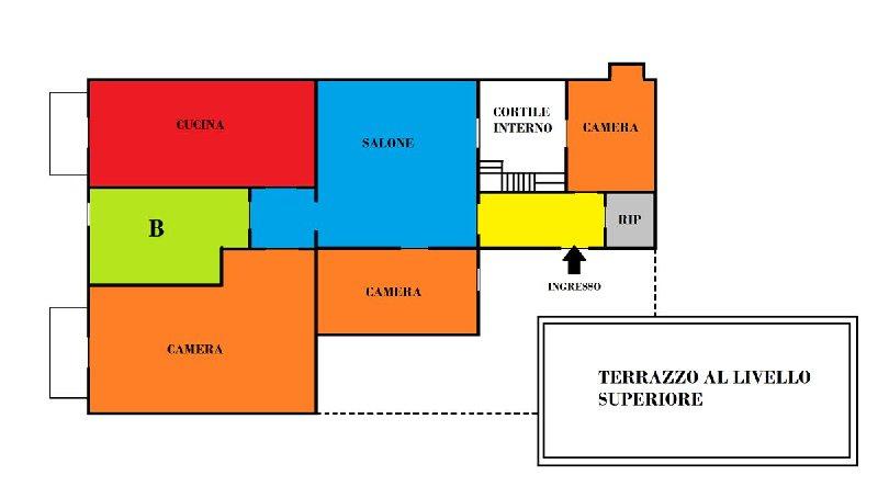 Appartamento vendita FOGGIA (FG) - 4 LOCALI - 135 MQ
