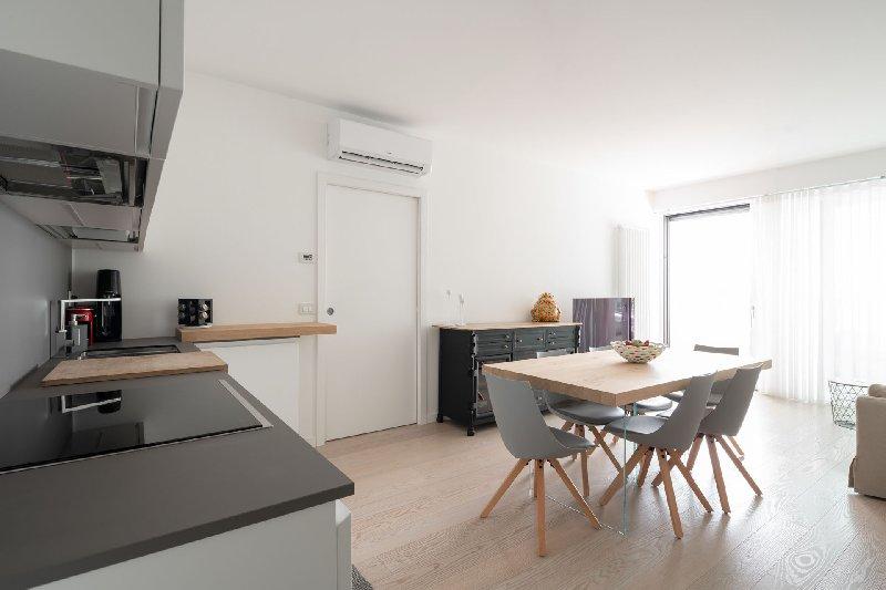 Appartamento quadrilocale 100 mq arredato