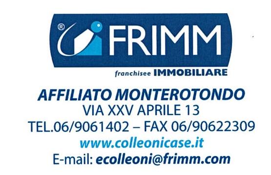 COLLEONI CASE SRLS  Affiliato Frimm