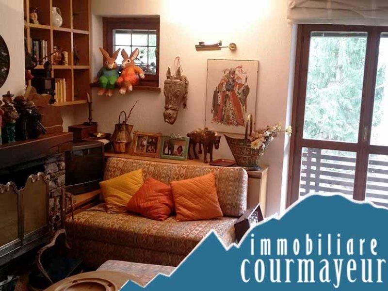 Appartamento in vendita a Courmayeur, 1 locali, prezzo € 270.000 | CambioCasa.it