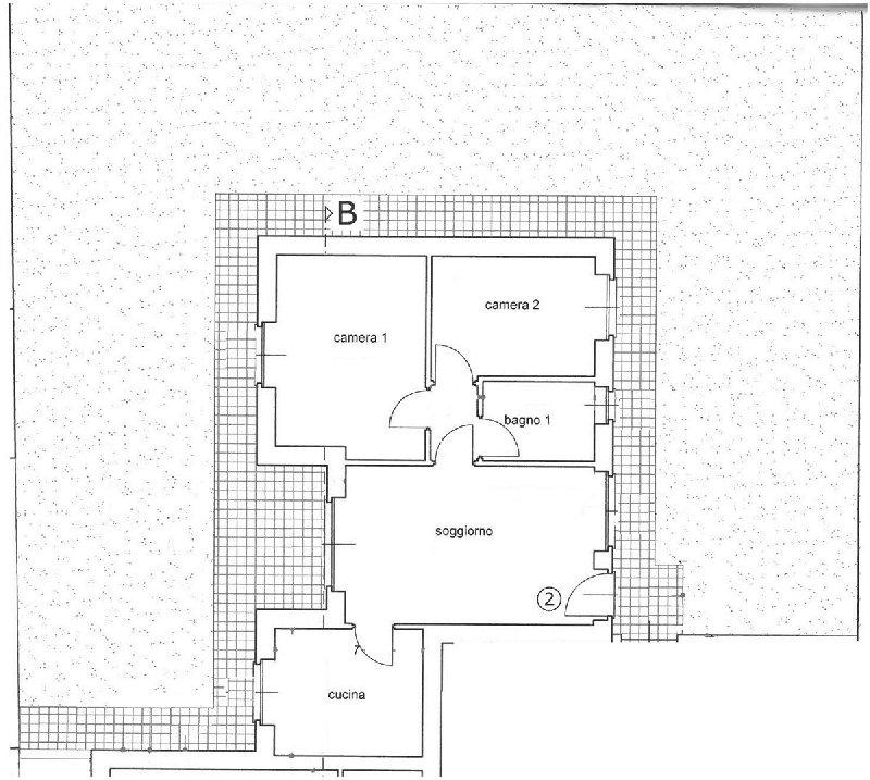 Appartamento in vendita a Seveso, 3 locali, prezzo € 219.000 | CambioCasa.it