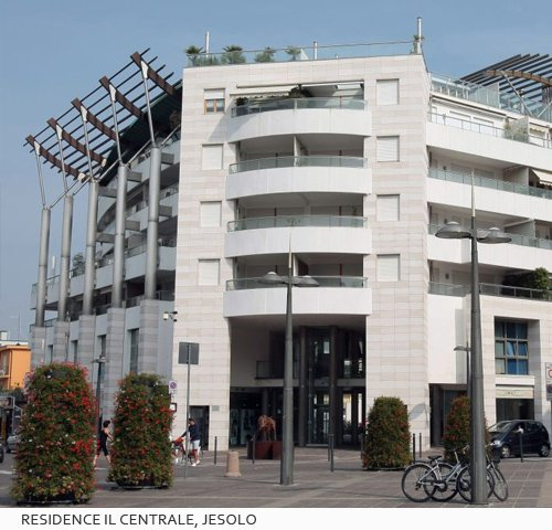 Ufficio / Studio in affitto a Jesolo, 3 locali, zona Zona: Lido di Jesolo, prezzo € 650 | CambioCasa.it